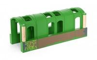 BRIO trein Groene flexibele tunnel 33709-2