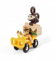 BRIO trein Safari Ranger Play Kit 33865-3