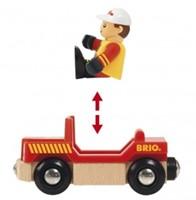 BRIO trein Brandweerman Play Kit 33876-3