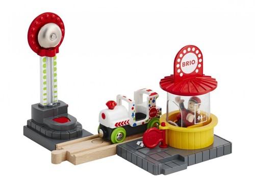 BRIO houten trein accessoire Pretpark 33740