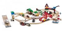 BRIO trein Premium treinset World 33766-2