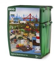 BRIO trein Premium treinset World 33766-3