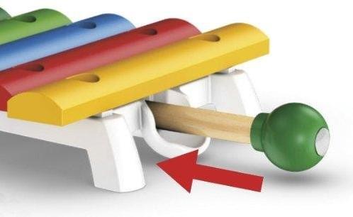 BRIO speelgoed Xylofoon-3
