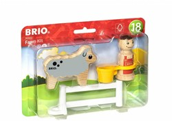 Brio  houten speelset Farm Kit