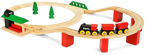 BRIO Classic Deluxe set - 33424