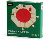 BRIO trein Mechanische draaitafel 33361-2