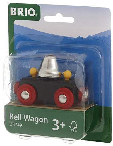 BRIO trein Belwagon 33749-2