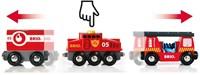 BRIO trein Trein van de brandweer 33844-3