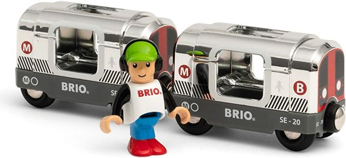 BRIO Speciale Editie trein (2020) - 33838