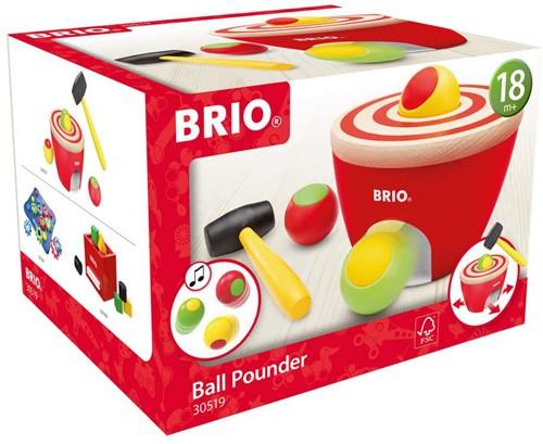 BRIO Bal en hamerspel - 30519