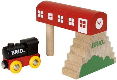 BRIO trein Classic brugstation 33615