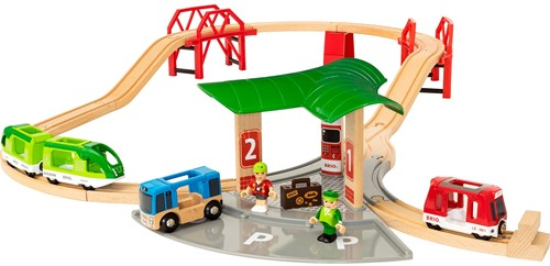 BRIO Reisstation set - 33627