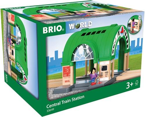 BRIO trein Centraal treinstation 33649-2