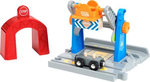 BRIO Smart Tech Lift&Load Kraan - 33827