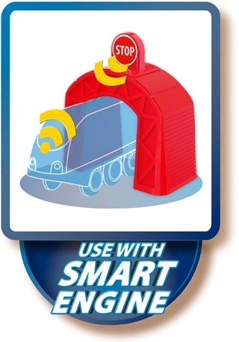 BRIO trein Smart Tech Lift&Load Kraan - 33827-3
