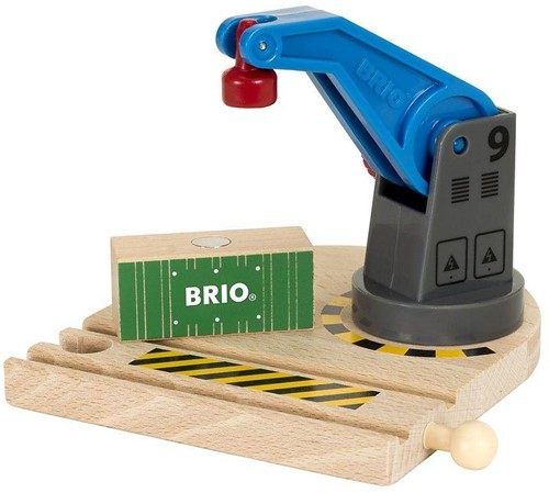 BRIO Lage hijskraan - 33866