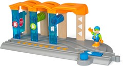 BRIO trein Smart Tech Treinwasstraat 33874