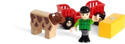BRIO train Farm Boy Play Kit 33879