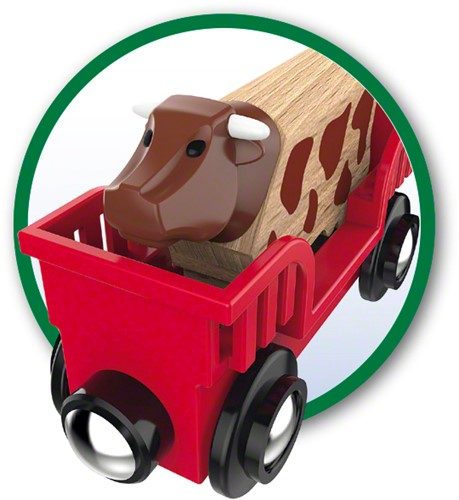 BRIO train Farm Boy Play Kit 33879-2