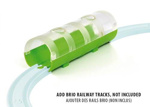 BRIO trein Vrachttrein & Tunnel - 33891-2
