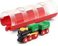 BRIO trein Stoomtrein & Tunnel - 33892