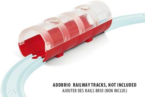 BRIO trein Stoomtrein & Tunnel - 33892-2