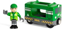BRIO train Cargo Engine Driver 33894