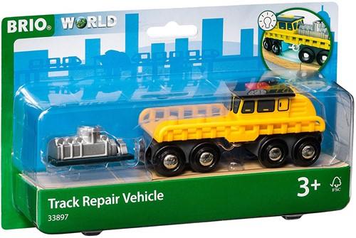 BRIO train Track Repair Vehicle 33897-3