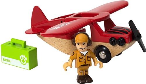 BRIO Safarivliegtuig - 33963