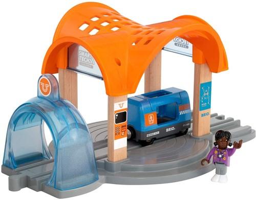 BRIO Smart Tech Sound Action Tunnel-station - 33973