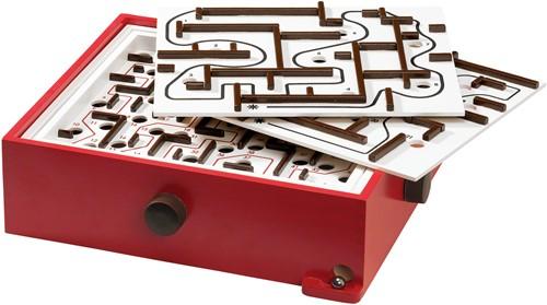 BRIO spel Labyrint met inlegplaten - 34020