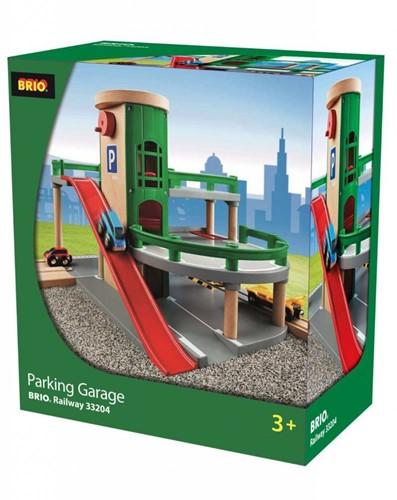 BRIO trein Parkeergarage 33204-2