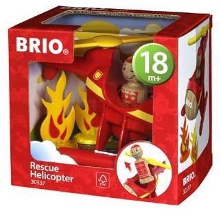 BRIO Reddingshelicopter - 30337