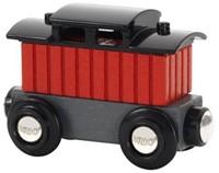 Brio  houten trein accessoire Caboose 33737