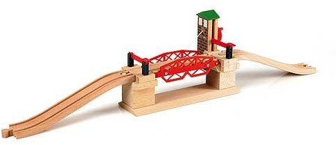 BRIO trein Ophaalbrug 33757