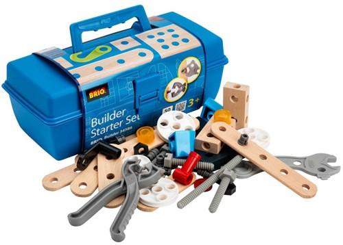 BRIO Builder Starter gereedschapskist - 34586